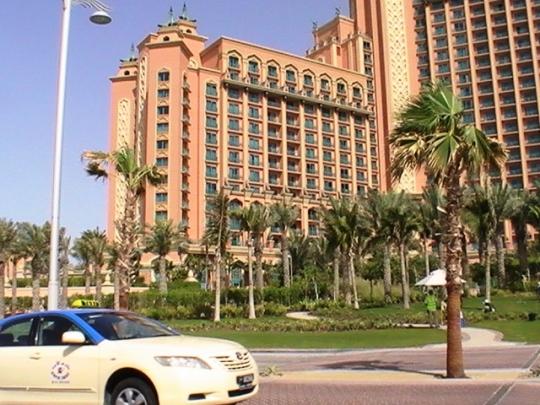 Servizio taxi ad Atlantis, the Palm