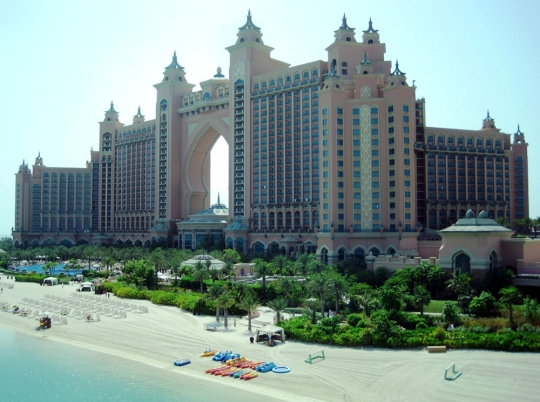 Atlantis, the Palm Dubai