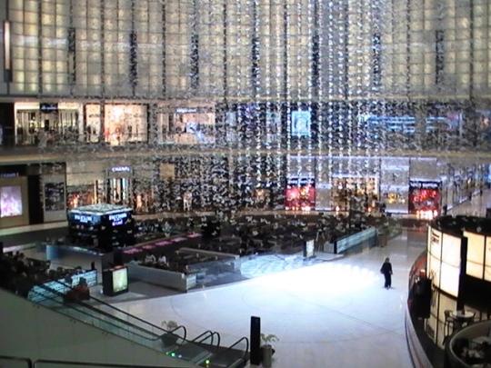 Shopping Mall a Dubai