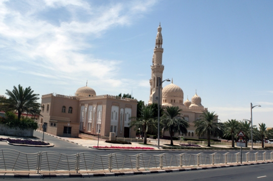 Dubai Mosque - Photo courtesy of Jay F. Kay