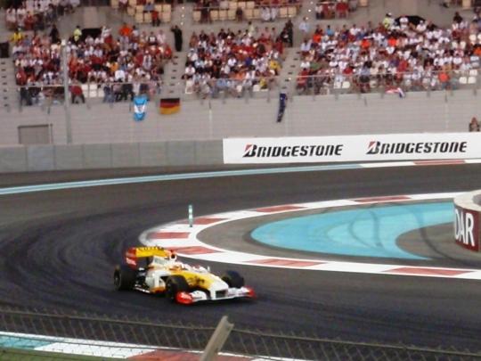 Gran Premio di Formula 1 Etihad 2013 ad Abu Dhabi