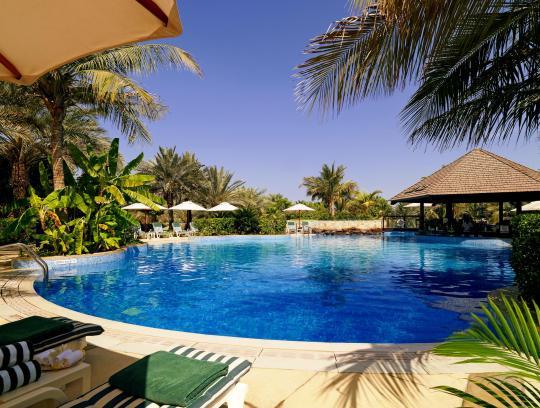 Photo courtesy of Sheraton Hotel, Abu Dhabi