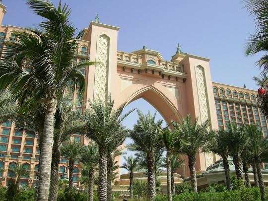 Atlantis, the Palm