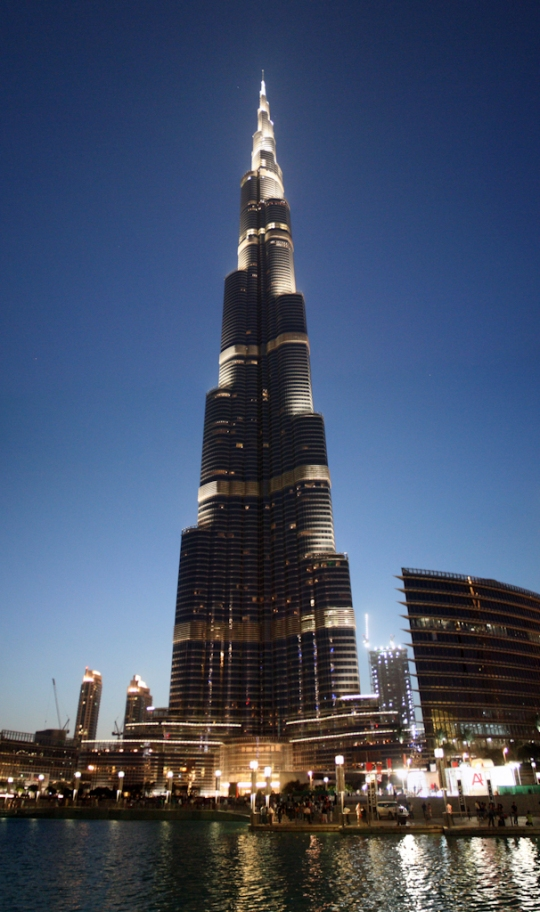 Burj Khalifa - Photo courtesy of hoomygumb