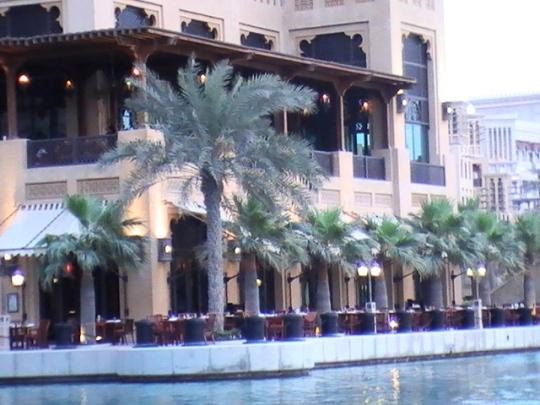 Madinat Jumeirah mooring